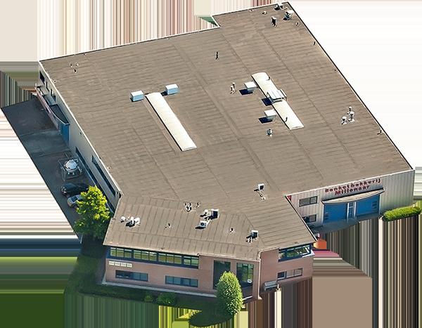 Gebäude Millenaar